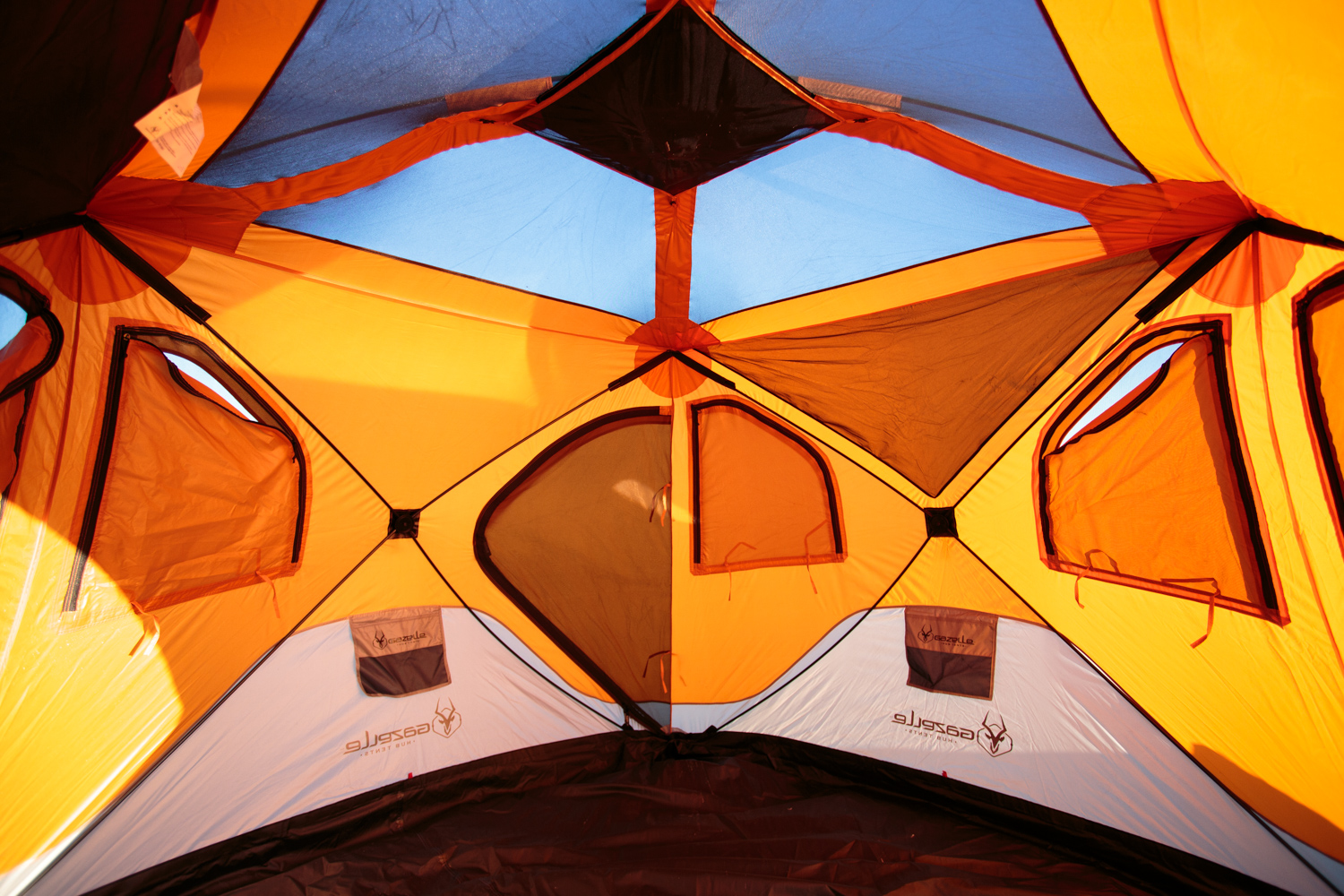 new concept 519c6 103c1 First Look: Gazelle Pop-Up Tent Is Family-Size Palace ...