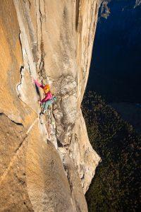 Libby Sauter climber aac award