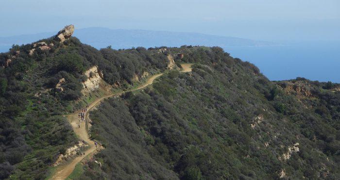 backbone trail hike