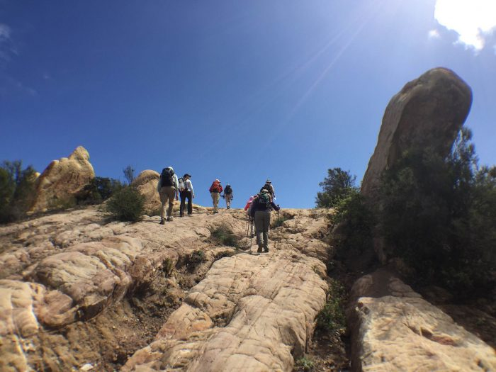 backbone trail mesa peak malibu