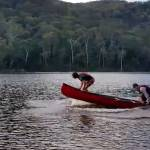 canoe pump