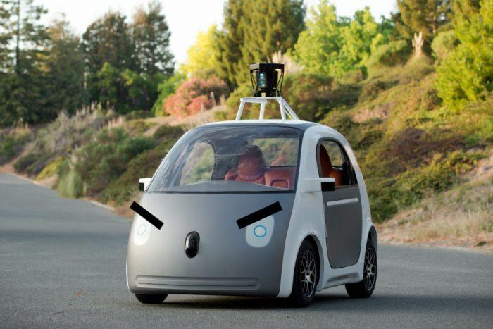 google car angry