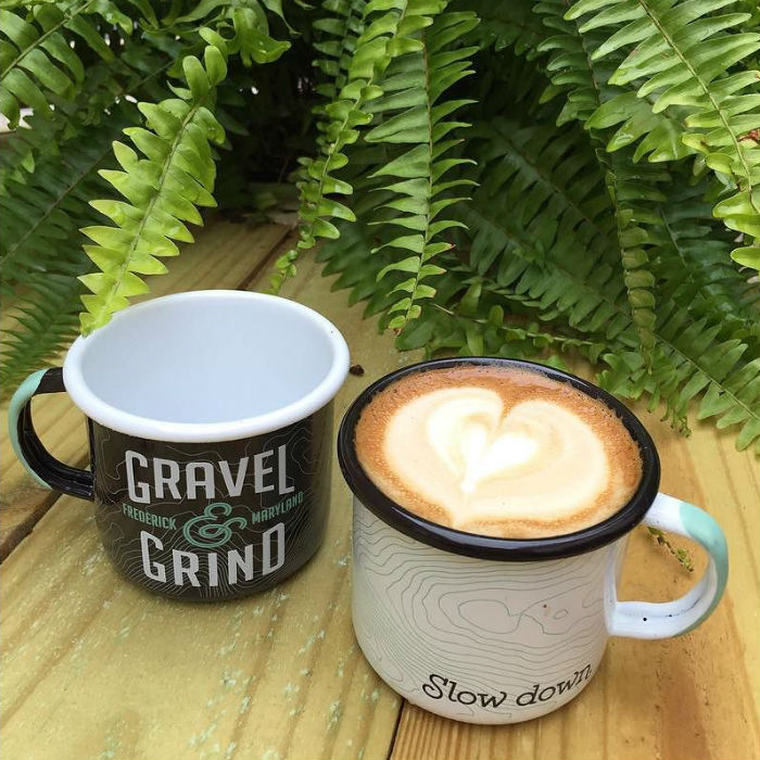 gravel and grind coffee bikes