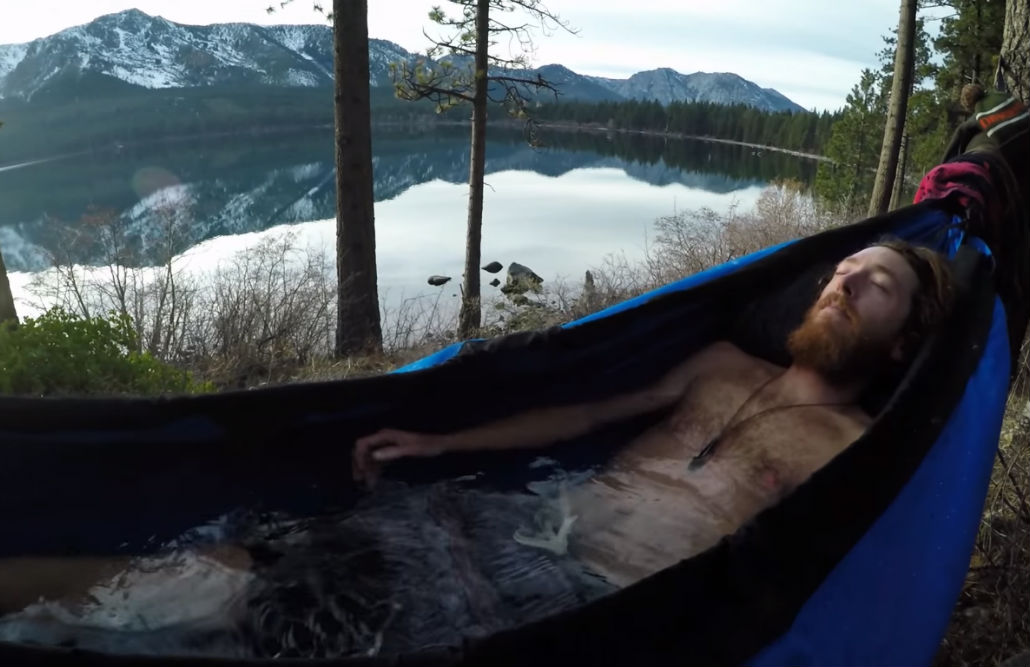 hydro hammock 5 hammocks so bizarre they u0027re awesome  rh   gearjunkie