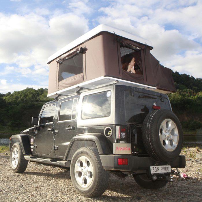 iKamp rooftop tent