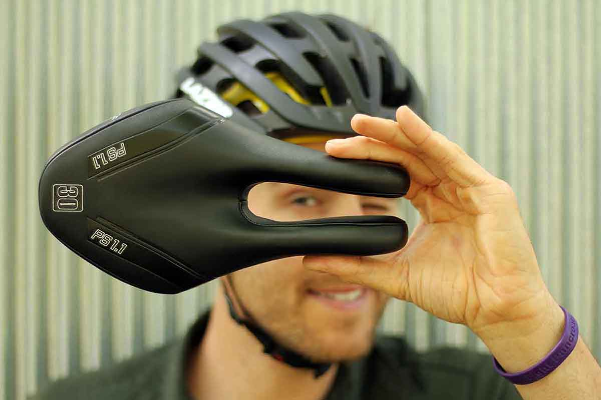 ism bike saddle
