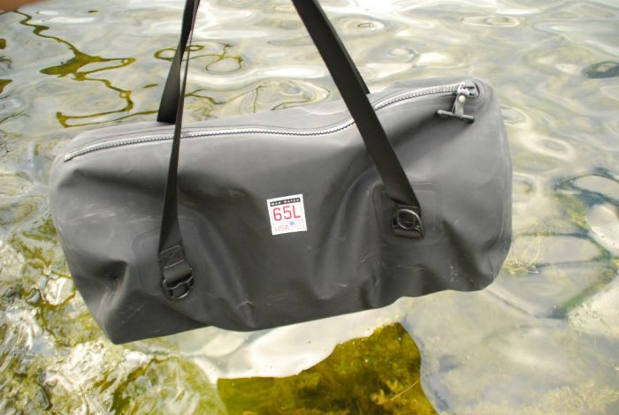 mad water duffel dry