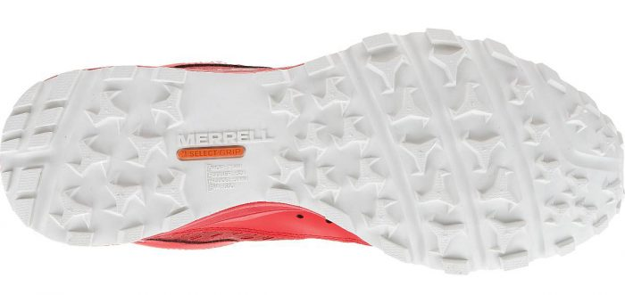 merrell all out crush sole