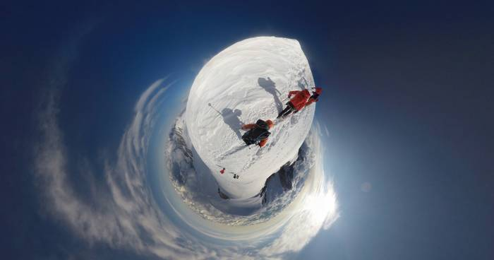 mount everest virtual reality 360 degrees
