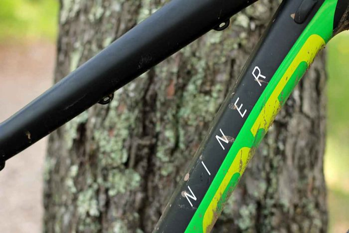 details on the RKT 9 RDO frame