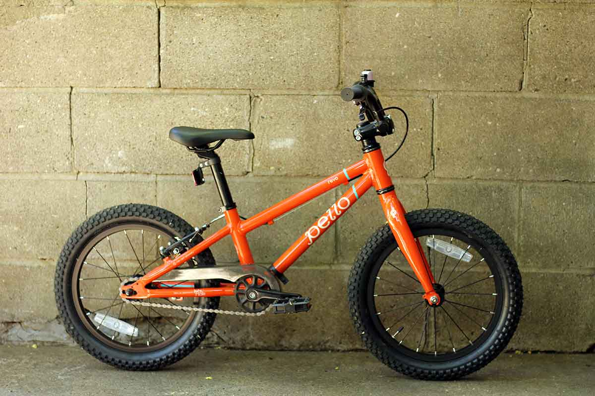 pello best kid bike