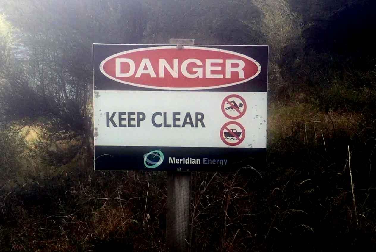 river-danger-sign