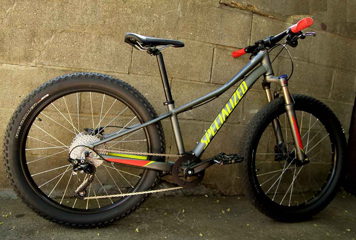 specialized rimrock kids bike