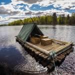 swedish-river-raft