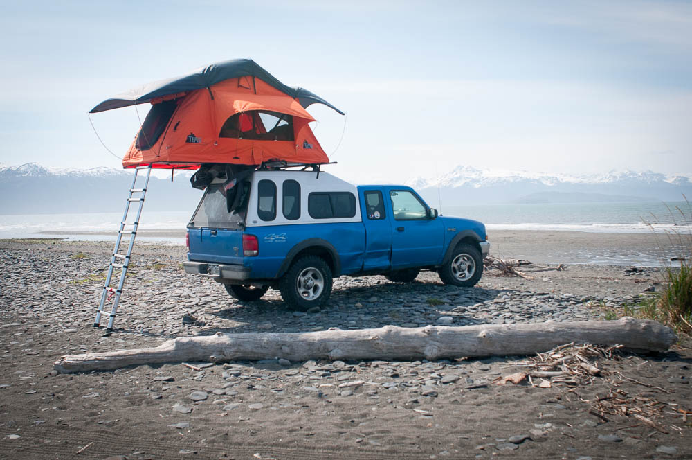 A Car-Top Tent Changed The Way I C& : open sky roof top tent - afamca.org