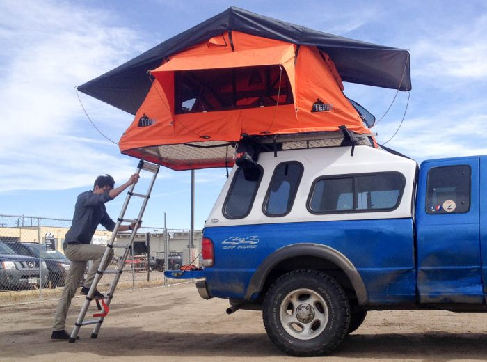 tepui installation day-1 & A Car-Top Tent Changed The Way I Camp memphite.com