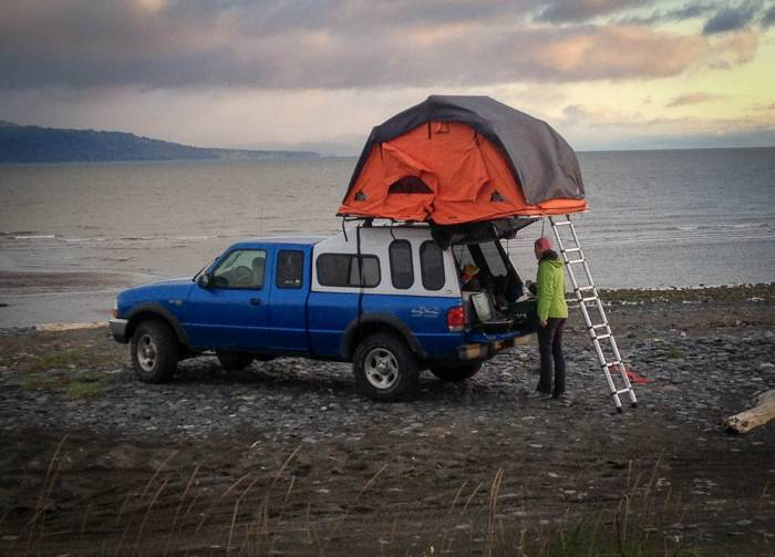tepui rooftop tent review-1-4 & A Car-Top Tent Changed The Way I Camp