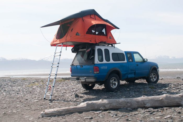 Ski Rack For Car >> A Car-Top Tent Changed The Way I Camp | GearJunkie
