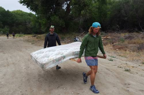 packing it out crew mattress
