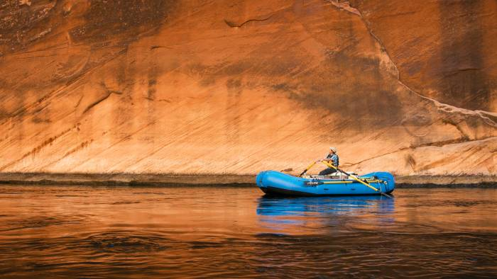 Kevin Fedarko, Colorado River, Glen Canyon