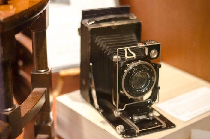 2_Brad Washburn's Camera