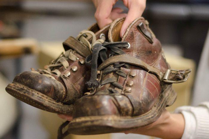 4_Climber's Shoes