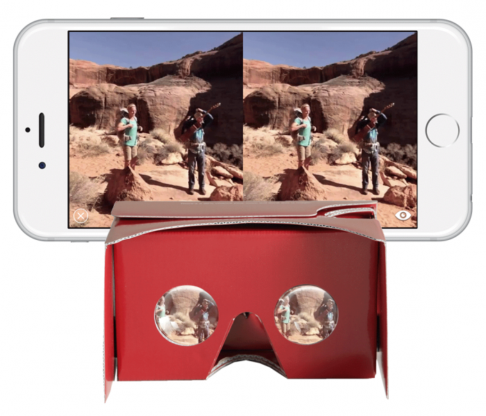 moosejaw virtual reality app hiking