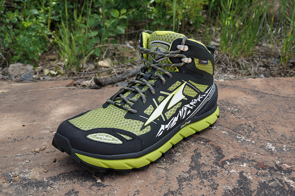 the best attitude c1936 f0f34 First Look: Waterproof Altra 'Lone Peak' Hiking Boot ...