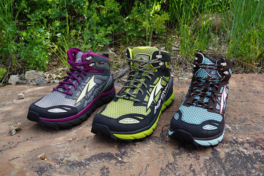 First Look Waterproof Altra Lone Peak Hiking Boot