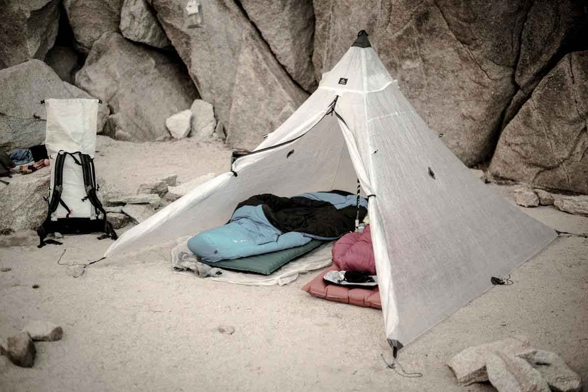 & Tested: u0027UltaMidu0027 Pyramid Among Best Ultralight Shelters