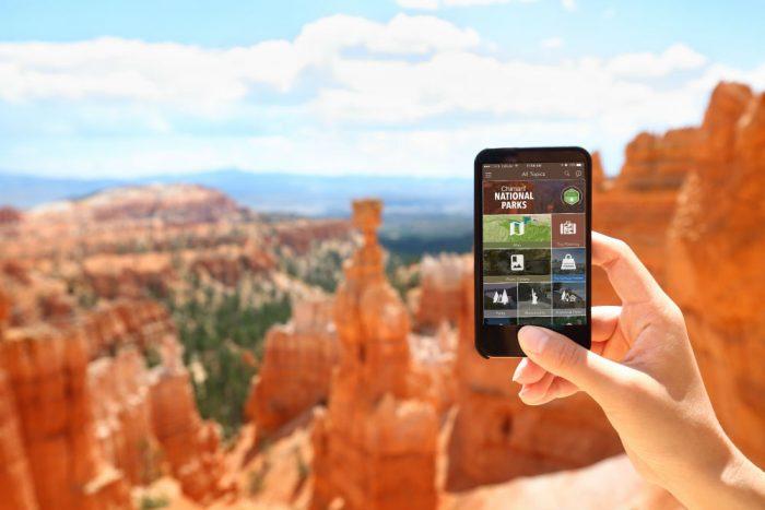 Image result for chimani national parks app