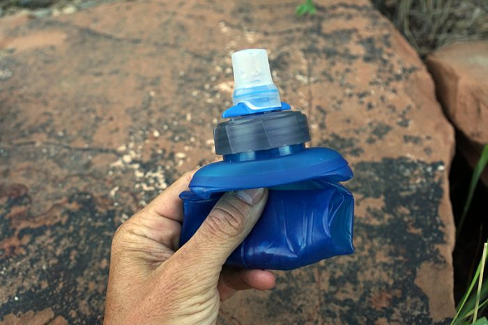 flexible CamelBak QuickStow bottles