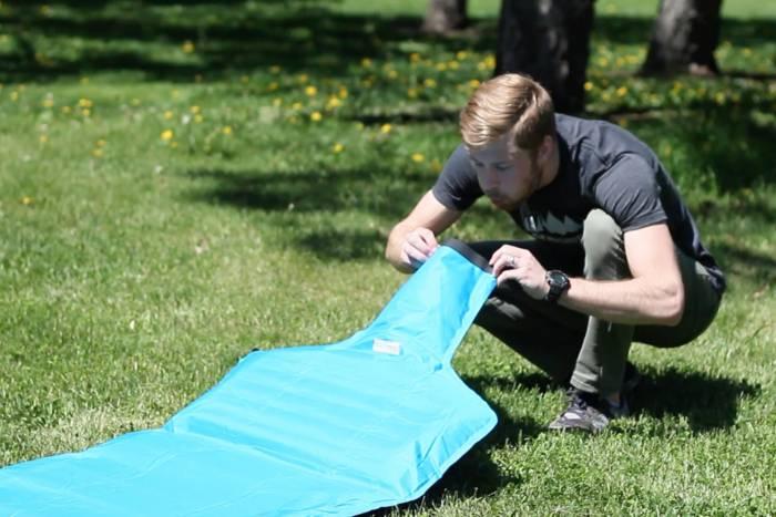 therm-a-rest speedvalve mattress test
