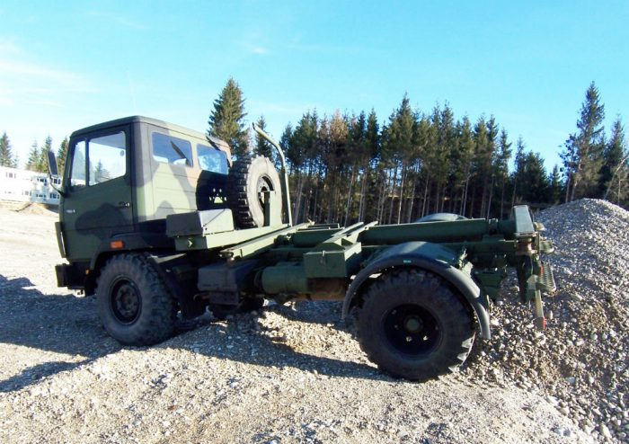 army truck chassis