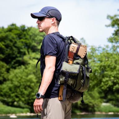 bushcraft backpack 2