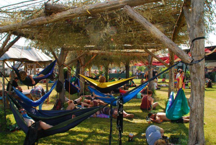 festival hammocks