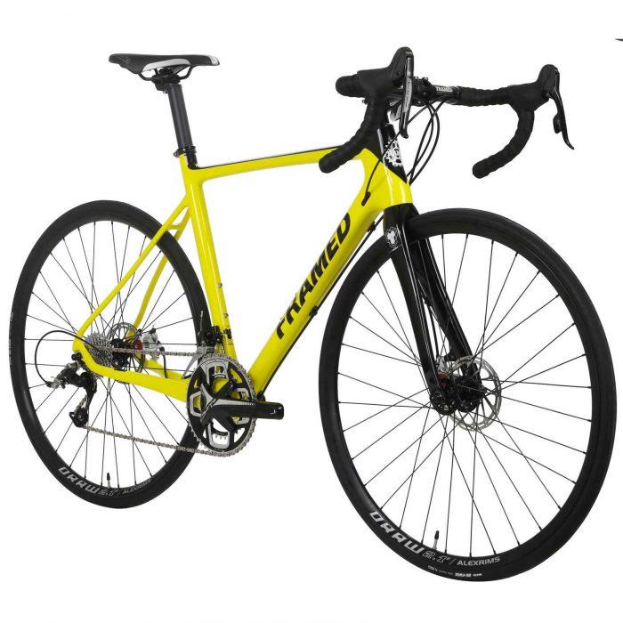 framed-road-bike