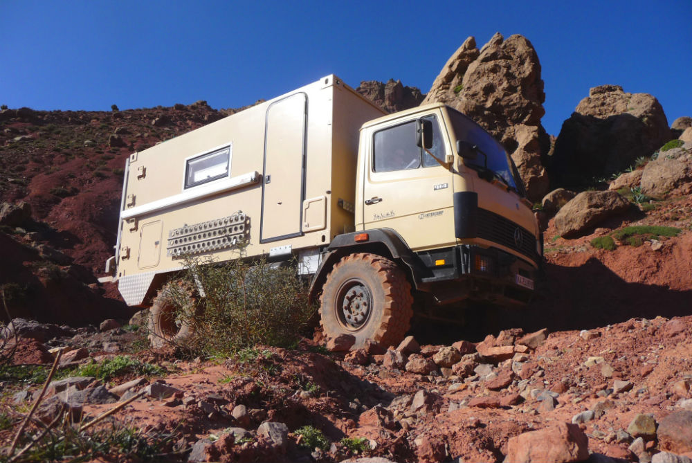 DIY Overland Super Truck? Check Out This How-To Guide