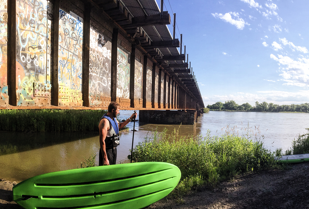 8eae03bb1a Plains Paddle: Road Trip Pitstop At The Platte River | GearJunkie