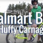 walmart bike test