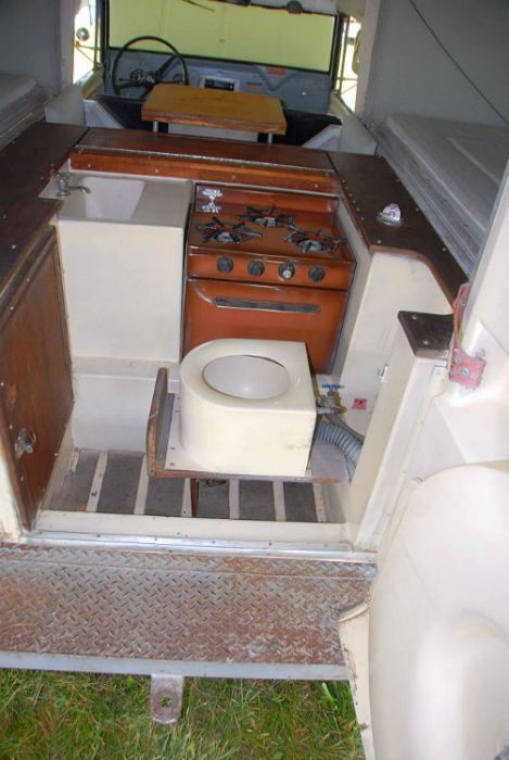 scout camper kitchen bathroom