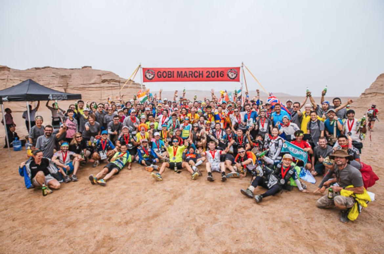 Gobi March Race Report 2016
