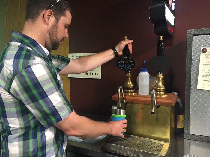 Deschutes Brewery tap room