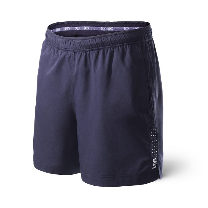 SAXX Kinetic Run Short BLK