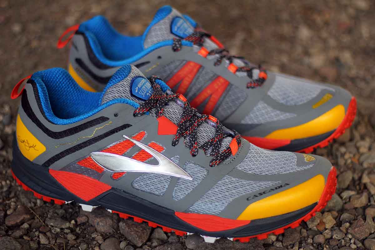 brooks cascadia scott jurek edition