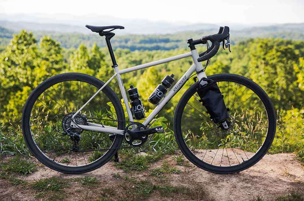 Bike packing has exploded in the past couple years industry behemoth
