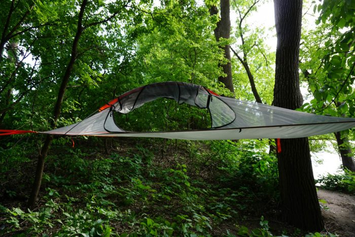 Tentsile Flite Tree Tent Doors Open1