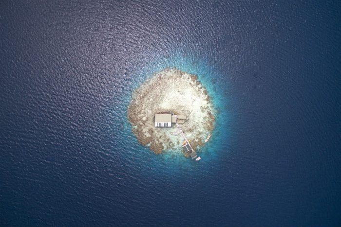 Richard Sidey, Pearl Farm, Manihiki Atoll, 2015 / Manihiki, Cook Islands