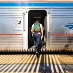 boarding-train