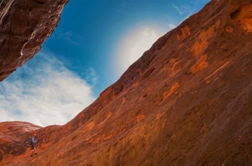 canyoneering-utah